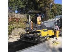 ABG Tracked Paving Equipment