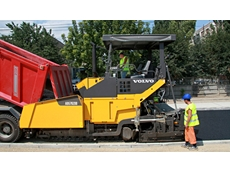 ABG7820B, ABG8820B Volvo tracked pavers from CJD Equipment
