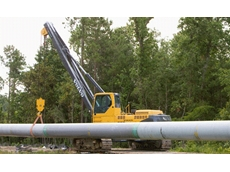 Volvo Pipelayers from CJD Equipment.