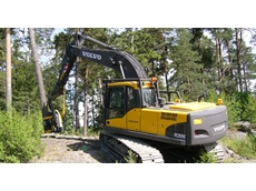 Volvo C-Series FC Family tracked forestry carriers from CJD Equipment