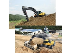Volvo Excavators and Diggers with Class Leading Fuel Economy from CJD Equipment