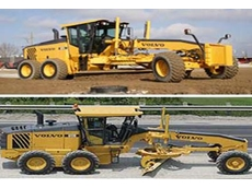 Volvo graders are engineered with field-proven components