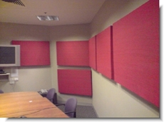 Acoustic Panels from CMF Acoustics