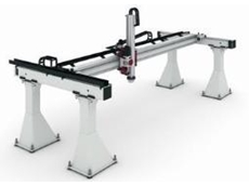 Güdel linear module gantry systems
