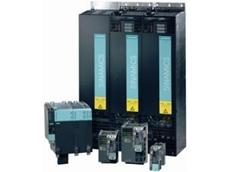 Siemens drives SINAMICS S120