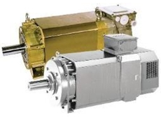 Siemens induction servomotors for presses