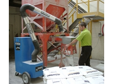 Panda dust and fume cart extraction equipment