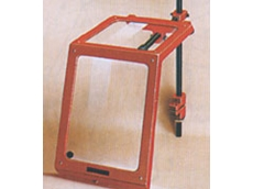 Saddle Mounted Traversing Latheguards available from CPR Safe - Ind