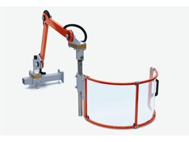 Tecno Adjustable Milling Machine Guard