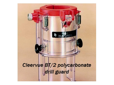 Cleervue Polycarbonate drill guard