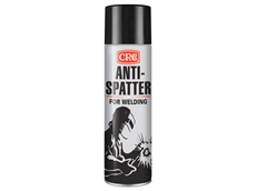 Anti-Spatter from CRC Industries prevents spatter from sticking during welding
