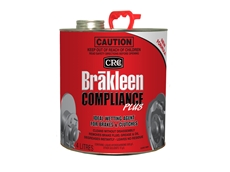 Brakleen Compliance Plus wetting agent for brakes and clutches