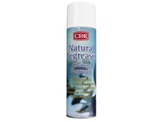 CRC Natural Degreaser utilises the natural cleaning power of citrus