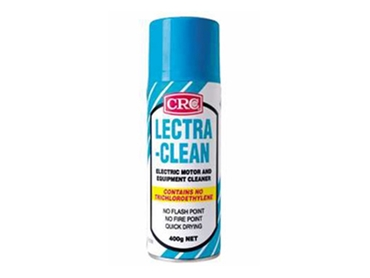 The Lectra Clean is both a cleanser and a degreaser