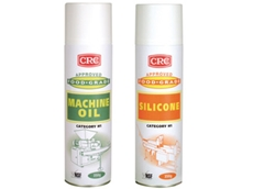 Food Grade Lubricants, Silicone Sprays and Machine Oils from CRC Industries