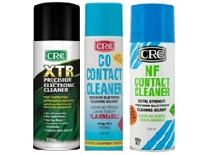 Non flammable, electrical cleaning products