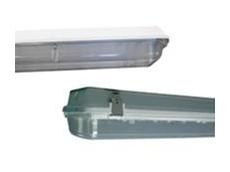 MXN (top) and SDIP (bottom) fluorescent lighting