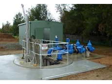 UV disinfection equipment from CST Wastewater Solutions was installed in a supernatant recycling system designed to recover and disinfect filter backwash water