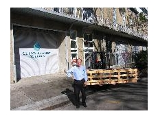 CST Wastewater Solutions Managing Director Michael Bambridge
