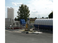 Dissolved air flotation systems available from CST Wastewater Solutions