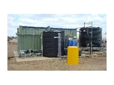 FAST transportable wastewater treatment system