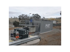Fixed Activated Sludge Treatment (FAST) for Purification and Recycling from CST Wastewater Solutions
