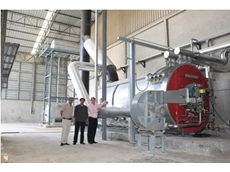 GWE's anaerobic technology installed at Chokyuenyong Industrial plant