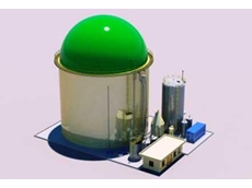 GWE's advanced anaerobic technology for wastewater treatment plants