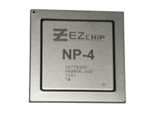 the NP-4, 100 Gigabit Network Processor