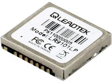 LR9101 miniature GPS module