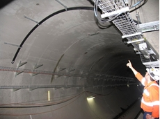 Calair's HFT polymer conduit selected for Chatswood to Epping line