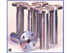 Pipeline flanges from the petrochemical and mining industries from Caman Engineering Internationa