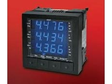 The Hobut multifunction panel meter