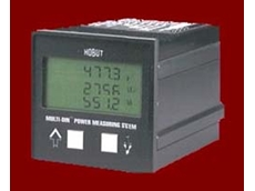 Multi function panel meters can be provided with an LCD or LED screen