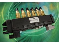Smart solenoid STR controller