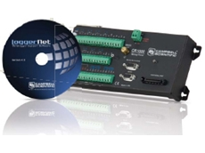 LoggerNet 4 Data Logger Support Software