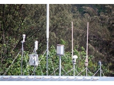 New weather monitoring system uses Campbell Scientific data loggers and sensors