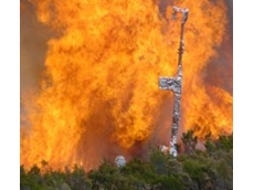 Campbell Scientific data loggers are used to develop the next generation fire-behaviour models