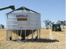 Campbell Silos field bin