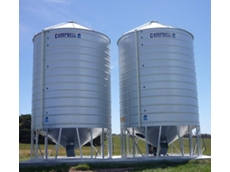 Standard and sealed silos can be custom built to specific requirements