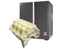 The V-Flash desktop 3D modeller from 3D Systems will now be distributed locally by Camplex