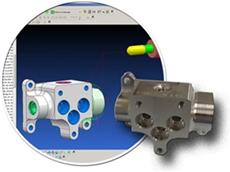 Delcam CAM software 5-axis CNC machining