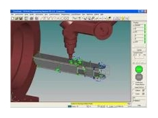 Users can import solid CAD data defining the raw material or the finished part from a number of CAD systems.