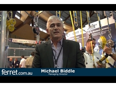 Capital Safety @ Sydney Safety Show 2012
