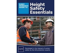 Height Safety Essentials Booklet