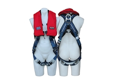 Capital Safety Australia introduces safety harness with in-built personal flotation device