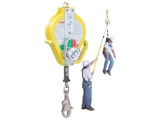 Ultra-Lok RSQ self retracting lifeline with rescue