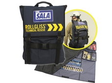 DBI-SALA Rollgliss technical rescue gear pack