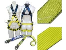 Resist fall protection range