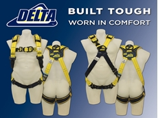 Delta™ Comfort Harnesses